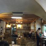 Belle découverte de la cuisine lettone en mode buffet. Cadre typique et prix rikikis.