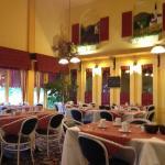 Restaurant peu achalandé