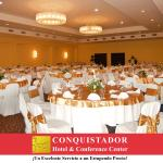 Salon Conquistador Hotel & Conference Center