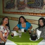 Hoy 28/05/15 celebrando cumpleaños de mi hermana