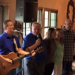 Great fun with Mickey Grasso doing his usual Sunday afternoon performance, along with owner Tim