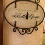 Photo of Belle Epoque Restaurante