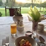 Scenic Breakfast