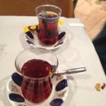Fancy tea