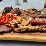 Parrillada - Argentinian mixed grill