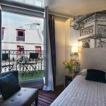 Chambre avec balcon sur hotelharvey.com !