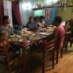 Dinner at Sake & Tupou's