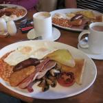 Full Cooked Breakfast - Amazing value and a fab breakfast (26/May/15).