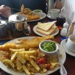 Fish and chips Groupon deal