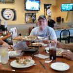 Rene' & Jacky Swafford, Greg Hood @ Garofola's