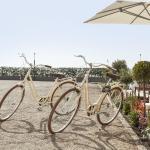 Bicicletas de paseo de uso gratuito para nuestros clientes