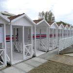 пляжные кабинки для переодевания