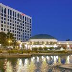 Marriott Hotel Newport News at City Center Foto