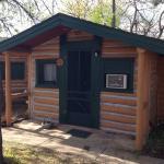 School house cabin!