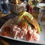 Skagen Fiskerestaurant Foto