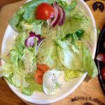 What Hungry Horse call a Big Salad!
