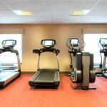 24/7 StayFit fitness room