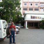 Hastle free parking area