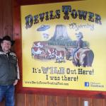 The Devils Tower Longhorn Café