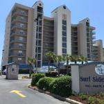 Surfside Shores - building 1 on right and building 2 on left
