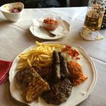Restaurant Zagreb Foto