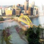 Our view of Pittsburgh
