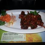 Asian style pork ribs