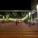 เดินไปสถานี Asahikawa ไม่ไกล