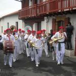 Défilé des Confrèreries  Basques à Bidart