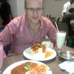 Curry and Bunny Chow