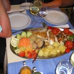 Dinner at La Marea
