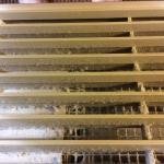 Dirty air vents....