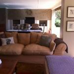 Patio Living area
