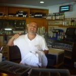 Jose of the El Rondo/Miraflor suites.