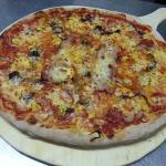 tagliere di pizza, fat man!