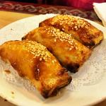 BBQ Pork Pastry with Young Ginger - Excellent, Must Try