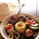 Food - Nikoi Island Photo