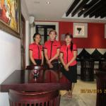 Lovely staff