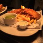 Award winning fish and chips!!