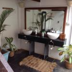 The Balinese Villa at Agonda White Sands, beautiful accommodation and a wonderful setting, so re
