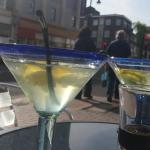 Beautiful day for a cocktail at tangos eastbourne