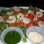Shrimps Salad
