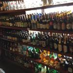 Cervejas nacionais e importadas