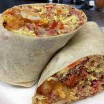 Outer Banks Breakfast Burritos
