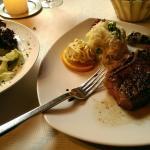 Abendessen im Steg Sieben