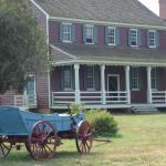 Historic Fort Defiance home of Gen. William Lenoir ca. 1792