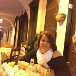 A cena ai Portici...!