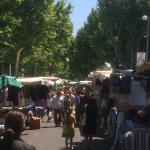 Great market. Especially the food section. Excellent French cuisine!!!