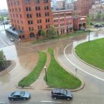 Vista desde piso 6