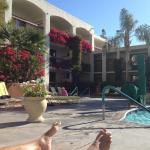 Foto de Palm Mountain Resort & Spa